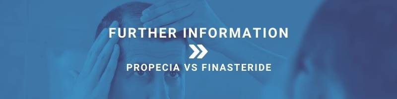 Propecia vs Finasteride