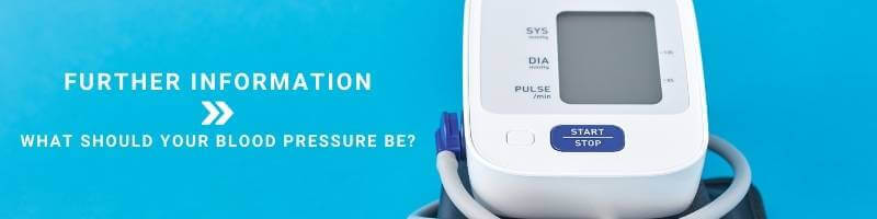 What Should Your Blood Pressure Be? | Simple Online Pharmacy